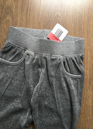 Велюрові спортивні штани3