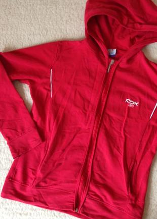 Спортивная куртка reebok, размер s