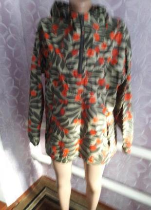 Куртка женская летняя дождевик