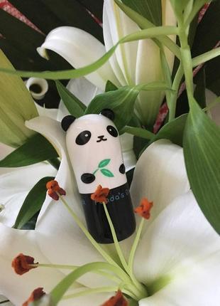 Корейская косметика стик от тёмных кругов охлаждающий tony moly panda