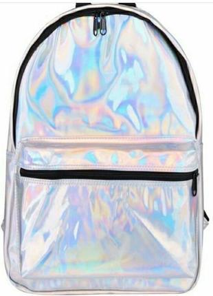 Рюкзак голографический модный