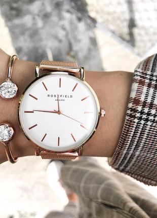 Часы rosefield