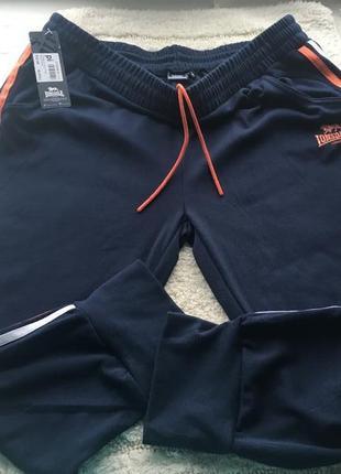 Спортивные штаны женские фирменные lonsdale новые размер 52-54