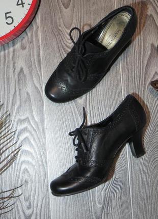 Туфли/батильоны marco tozzi