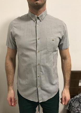Рубашка с коротким рукавом ben sherman