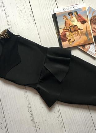 Неопреновое платье с декором parisian