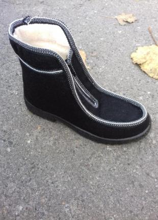 Женские зимние бурки ботинки сапоги угги 37-42