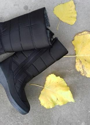 Женские зимние бурки ботинки сапоги угги дутики 37-42