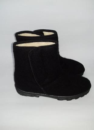 Мужские зимние бурки , валенки сапоги ботинки угги 41-45