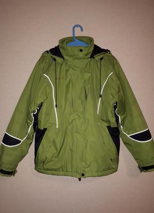 Куртка зимняя columbia.
