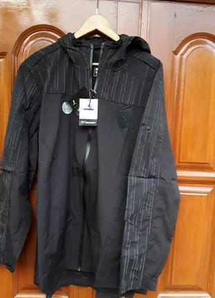 Брендова фірмова куртка puma ferrari, оригінал, нова із сша, розмір l,xxl.