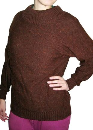 Тёплый зимний свитер р.36-8-s
