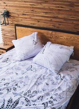 Комплект постельного белья ,1,5 спальный сатин