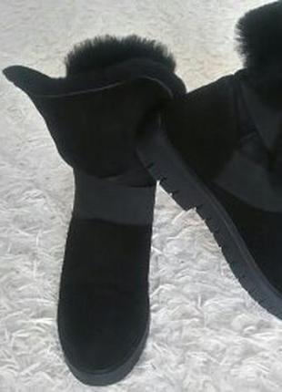 Ботинки зима полностью натуралки