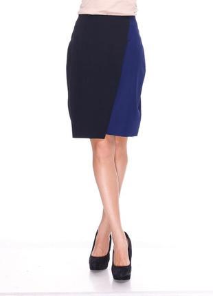 Шикарная итальянская юбка yamamay офисная размер m lycra новая