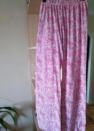 Байковые штанишки для дома р.44-46.