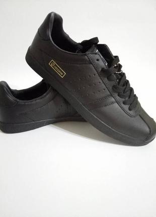 Спортивные туфли,натуральная кожа тм restime, 41-45