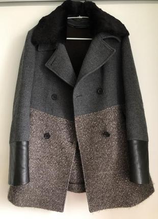 Итальянское пальто etro