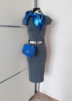 Базовое платье миди 1+1=3