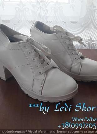 Белые туфли, женские 2019 - купить недорого вещи в интернет-магазине ... 23b2f5c8857