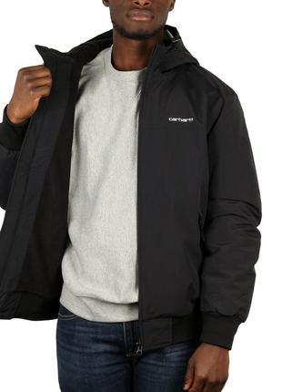 Куртка carhartt hooded sail