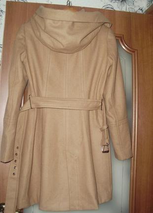 Zara basic (eur m mex 28) пальто