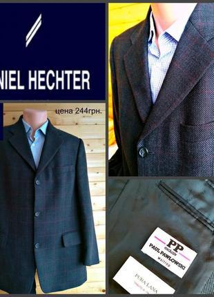 Мужской пиджак от daniel hechter, оригинал, пр-во италия, р.l