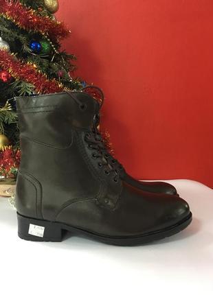 Зимові жіночі черевички s&g італія р-41