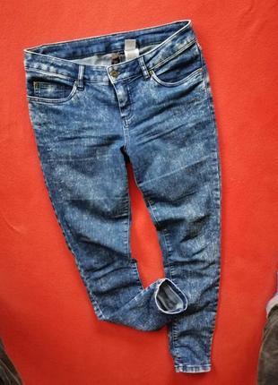 Стильные женские джинсы raibow 40 в прекрасном состоянии