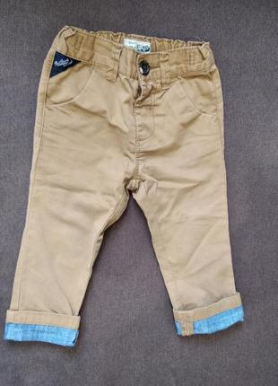 Next котоновые штаны брюки джинсы