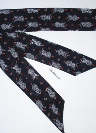 Галстук женский шарф шарф-скинни accessoires c&a германия