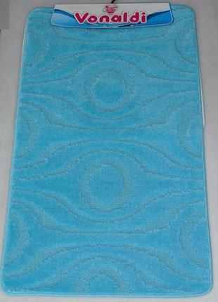 Набор ковриков для ванной и туалета