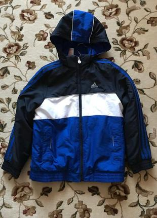 Куртка зимняя adidas.