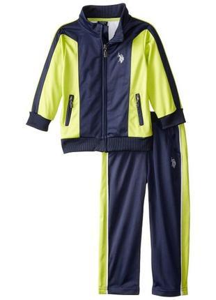 Спортивный костюм u.s. polo assn на 4 -5 лет