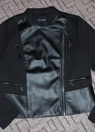Стильный качественный пиджак от top secret. новый
