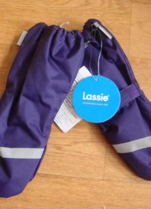 Lassie от reima рукавицы краги варежки новые 5 размер 10 - 11 лет новые