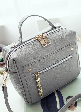 Женская сумка с длинной ручкой
