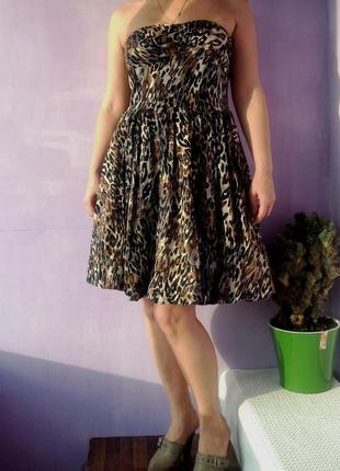 Очень классное летнее платье фирмы george 12 размера