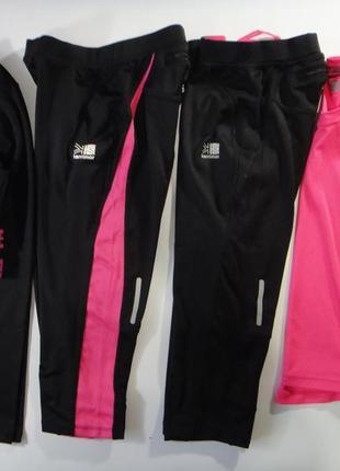 Спортивная одежда на худенькую девушку xs 4 ед