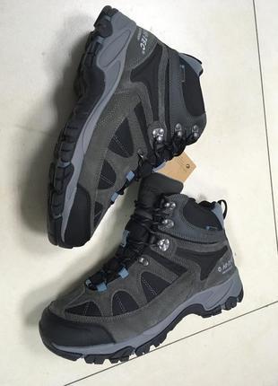 Мужские зимние ботинки hi-tec altitude waterproof оригинал р-42-45
