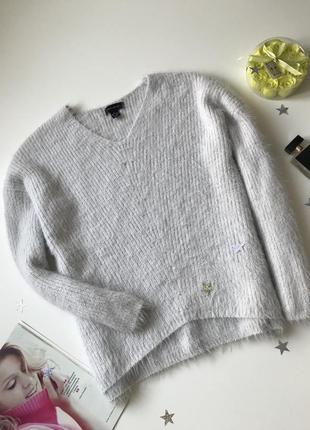 Мягенький свитер-«травка» атм