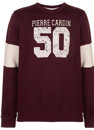 Pierre cardin мужская толстовка свитшот  англия оригинал