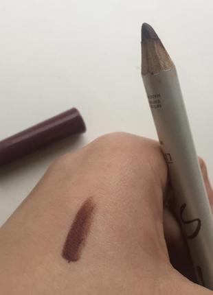 Матовая помада карандаш для губ