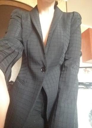 Пиджак emporio armani стильный