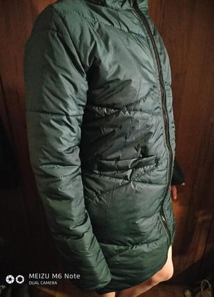 Женская куртка демисезонная sophie 38(44) размер