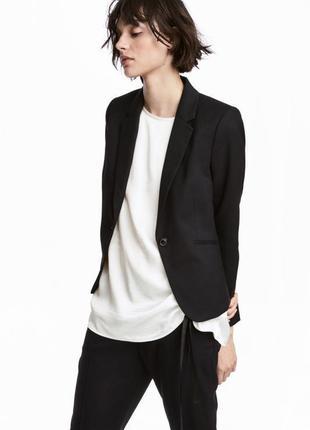 Базовый французский пиджак от la redoute р. l/xl
