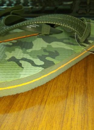 Вьетнамки шлепанцы flip-flops шлепки primark uk 10-11 р.28-29 19,5 см2 фото