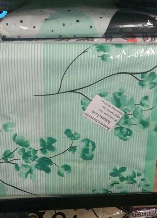 Красивый яркий 2-спальный набор постельного белья в наличии