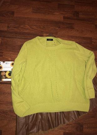 Безумно красивый свитер от marks&spencer большого размера ⭐️