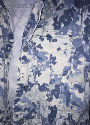 Крутой пиджак с принтом2 фото